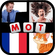 Jeu de mots en Français - 4 Images 1 Mot APK for Bluestacks