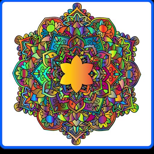 Mandala Coloring Book Color Mandala Art Google Play De Uygulamalar