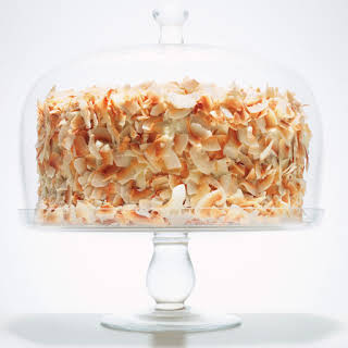Coconut Southern Comfort Layer Cake.