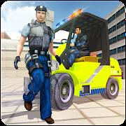 Super Police Forklift Training
