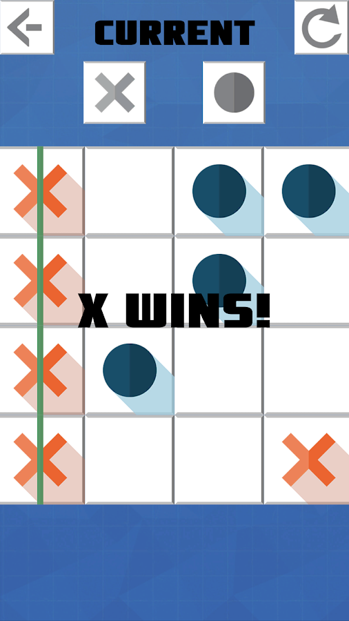 Tic Tac Toe - Noughts & Crosses- screenshot