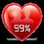 Love Calculator 2020 Icon