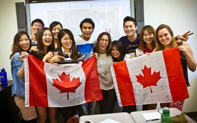 Hình ảnh minh họa du học Canada
