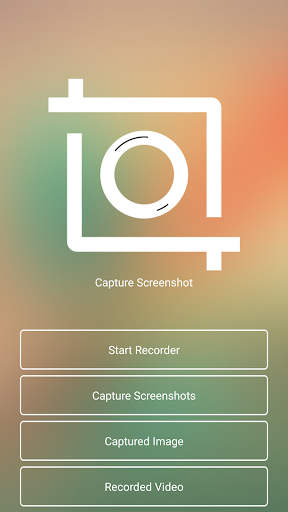 Screen Recorder Screenshots