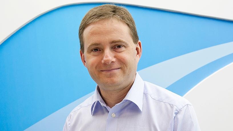 Nic Rudnick, group CEO Liquid Telecom.