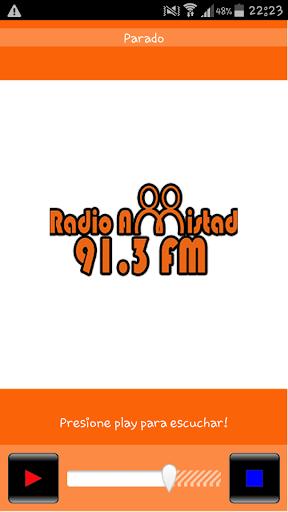 Radio Amistad 91.3 FM
