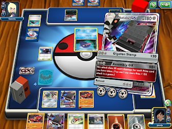 Pokémon TCG Online APK screenshot thumbnail 8