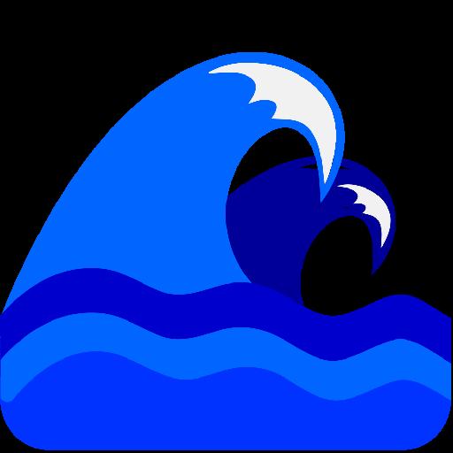 Каспийское море Высота волны