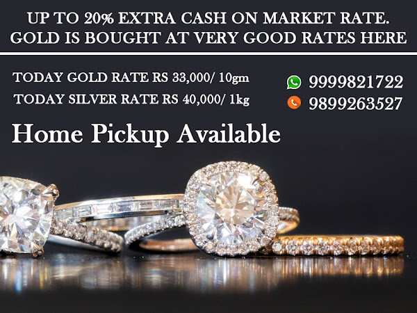 Cash For Gold In Lajpat Nagar - Best Place To Sell Gold