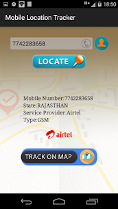 Live Mobile Number Tracker App Download for Android 2