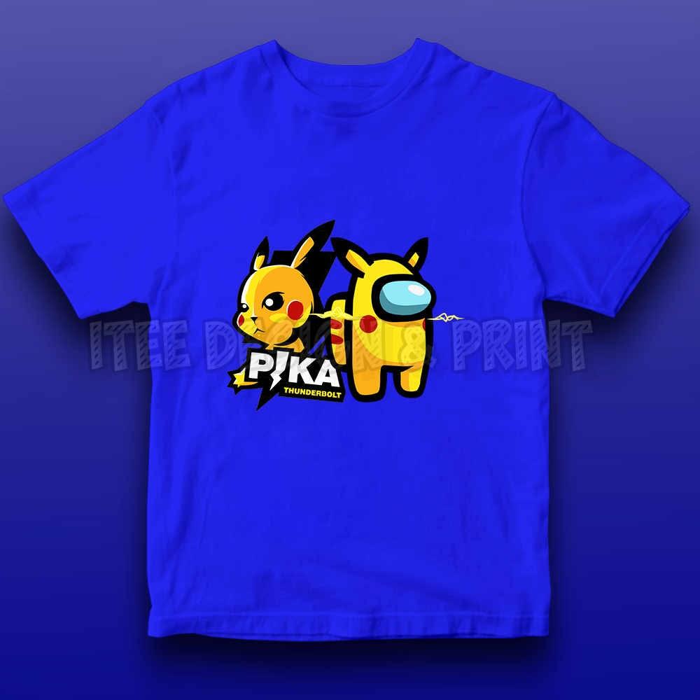 Pikachu Among Us Impostor 21