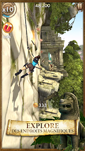 Lara Croft: Relic Run Capture d'écran