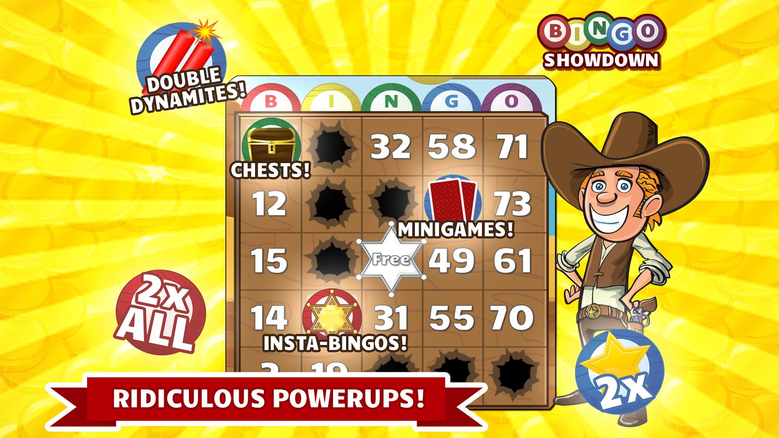 bingo showdown free game