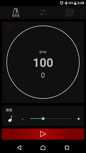 玩免費音樂APP|下載Ticka - 節拍器 app不用錢|硬是要APP