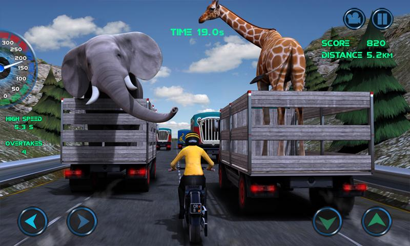 Moto Traffic Race- screenshot
