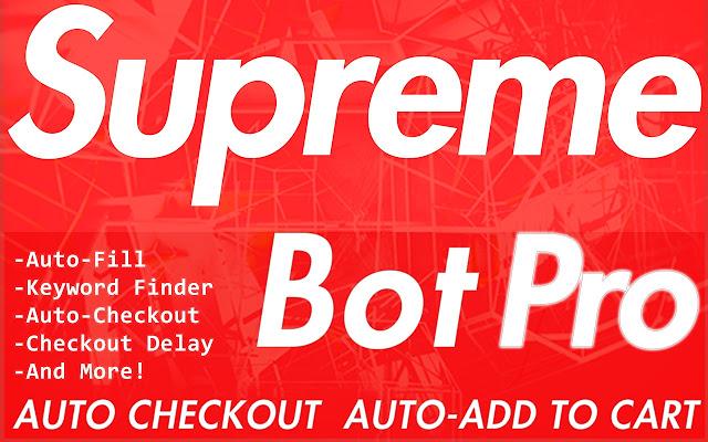 Supreme Bot Pro