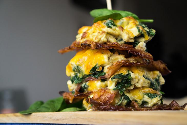 Low Carb Breakfast Stax Recipe
