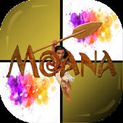 Moana on Piano Tiles Game