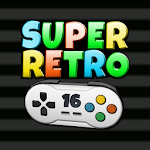 SuperRetro16 (SNES Emulator) 1.9.6