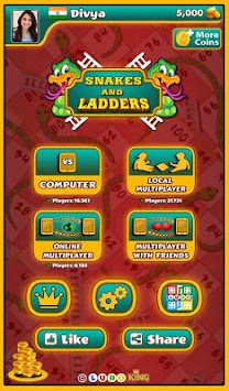 Ludo King APK screenshot thumbnail 21