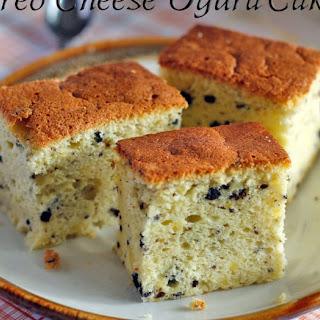 "Oreo Cheese Ogura Cake Make on 8""x8""cake"