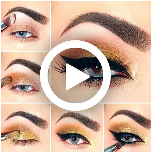 Step By Step Eyes Makeup 3.1.3 screenshots 3