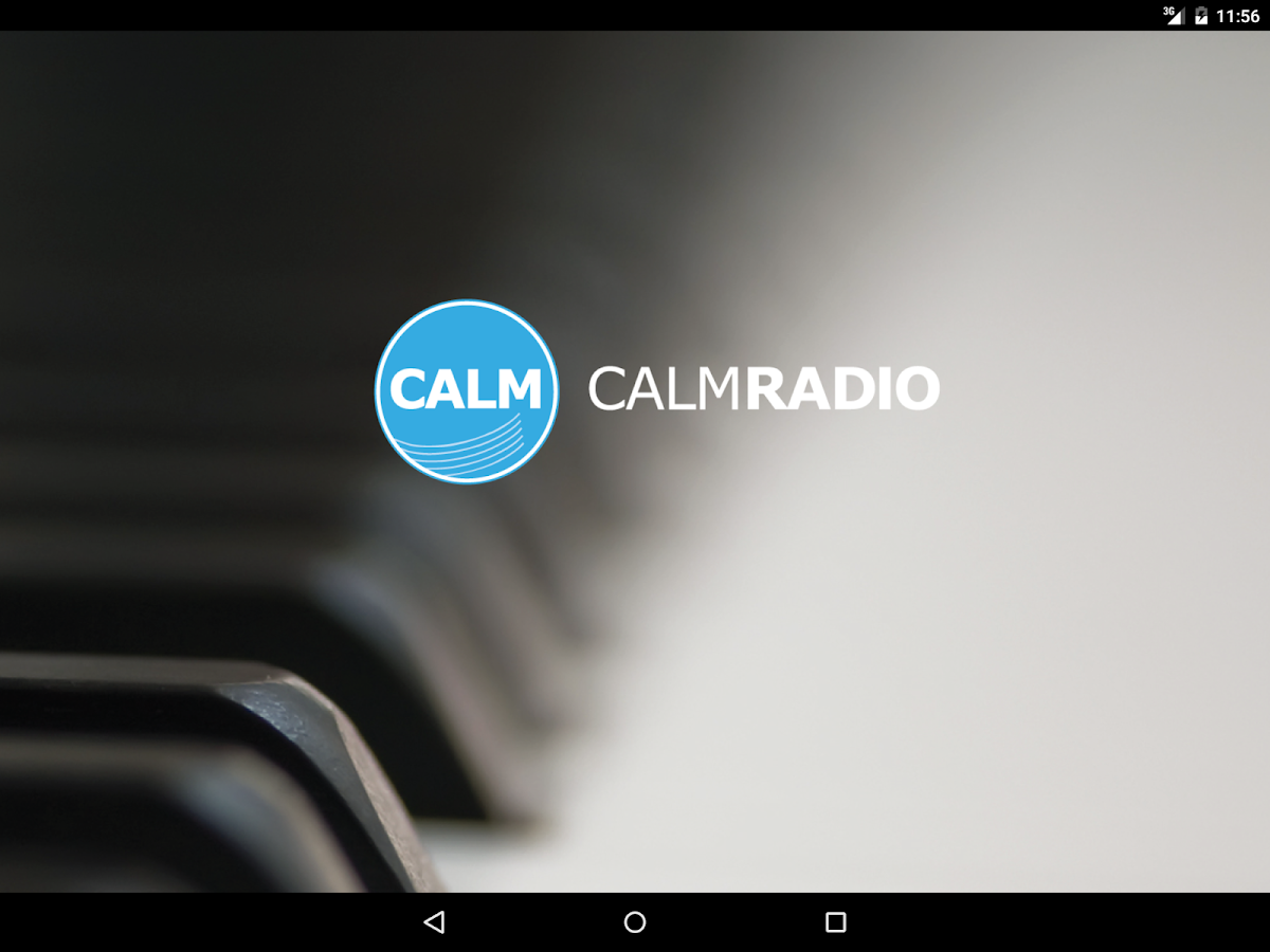 Calm Radio- screenshot