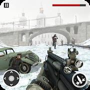 American vs German War Shooter: World War FPS 2.1