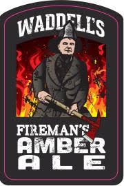Logo of Waddells Fireman's Amber