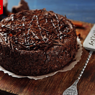 Milk Chocolate Cake Recipe