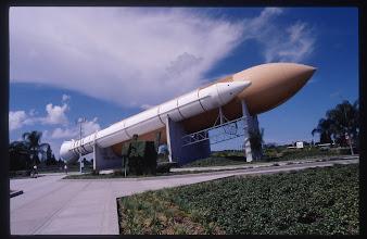 Photo: musée Cap Canaveral Floride