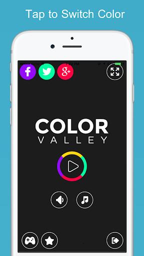 Cross Color Valley