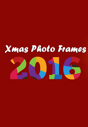 Xmas Photo Frames Free 2016