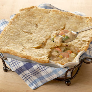 Turkey Pot Pie.