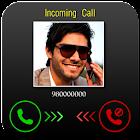 Fake Call Fidanzato trucco icon