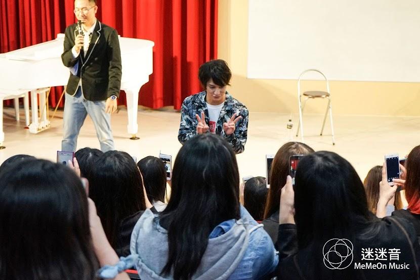【迷迷現場】2.5次元演員 高崎翔太 台灣首次見面會 福利大放送讓粉絲心跳不已