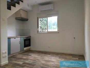 Appartement 2 pièces 26,36 m2