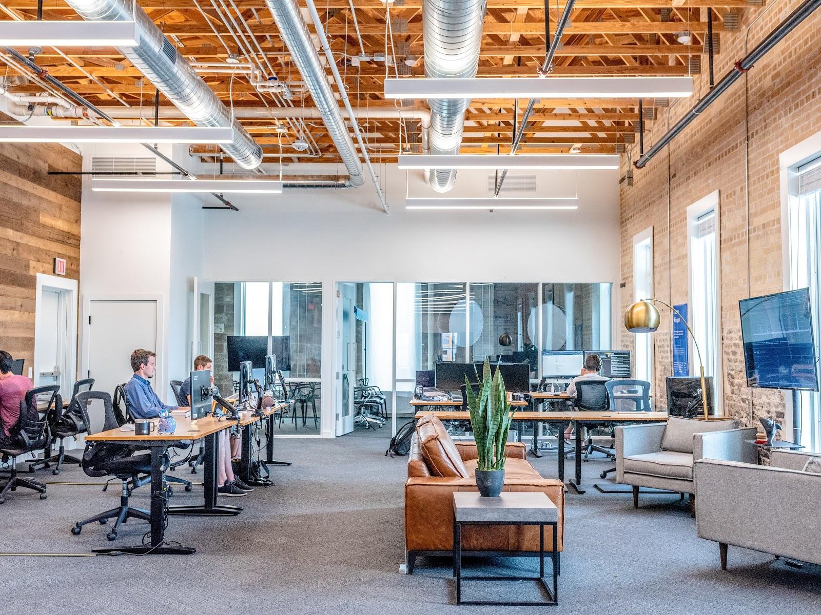 Online entrepreneurs work all around the world as digital nomads.