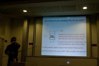 Photo: wykład. prof. W. Michaela Snowa