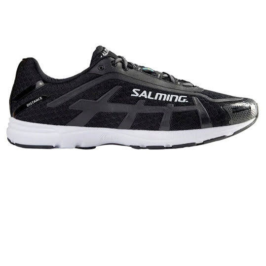 Salming Distance D5 Black/White Stl 36