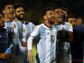 Lionel Messi et Matias Suarez seront présents avec la sélection argentine