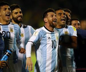 Un ancien joueur d'Anderlecht repris pour la première fois en sélection argentine, Messi fait son retour