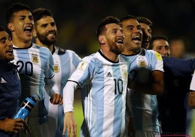 Après trois mois de suspension, Messi va rejouer avec l'Argentine