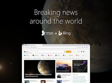 MSN + Bing for Chrome