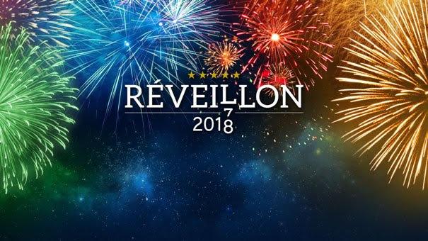 Réveillon 2017-2018 em Olhão