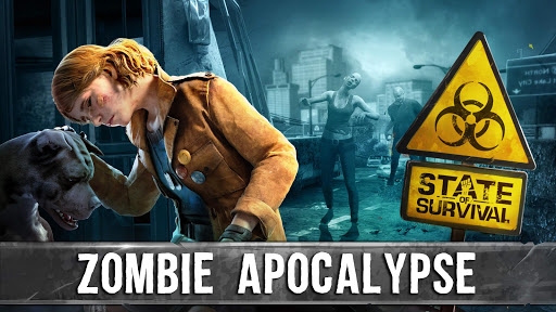 State of Survival: Survive the Zombie Apocalypse apkpoly screenshots 1