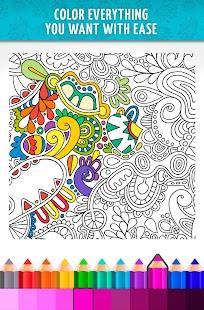 coloring book art studio screenshot thumbnail - Color Book