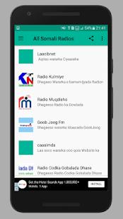 All Somali Radios - náhled