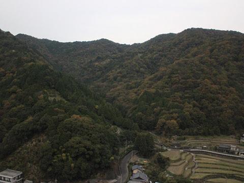 阪急バス「よさこい号」昼行便 2891 車窓 その3