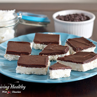 "Coconut ""Mounds"" Bark (paleo, low carb, gluten free)."
